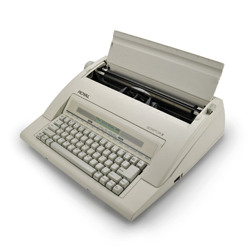 Royal Scriptor II Typewriter