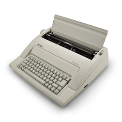 Royal Scriptor Typewriter