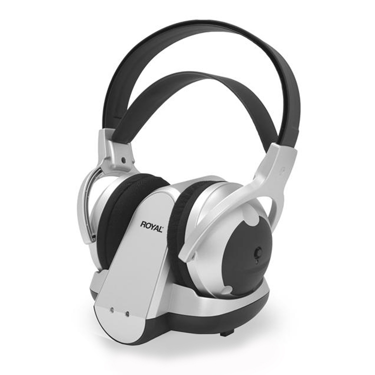 WES 50 - 900 MHz Wireless Stereo Headphone