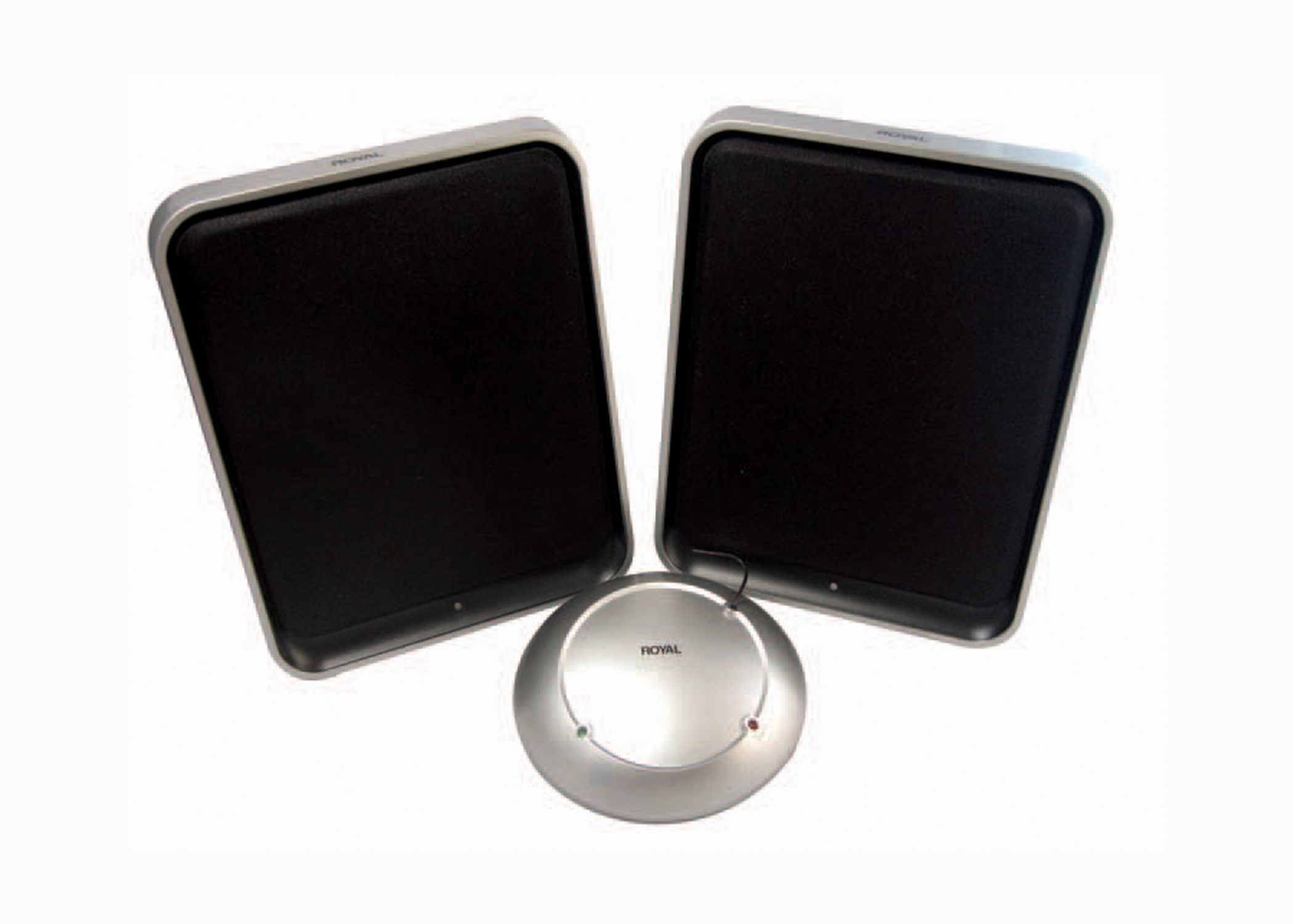 WES 600 - 900 MHz Wireless Stereo Speaker System